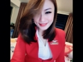 Air Asia Stewardess