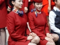 Air China Stewardess