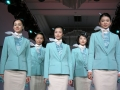 Korean Air stewardesses