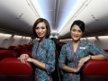 Malaysia Airlines Stewardess