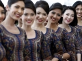 Asian Airline Stewardesses