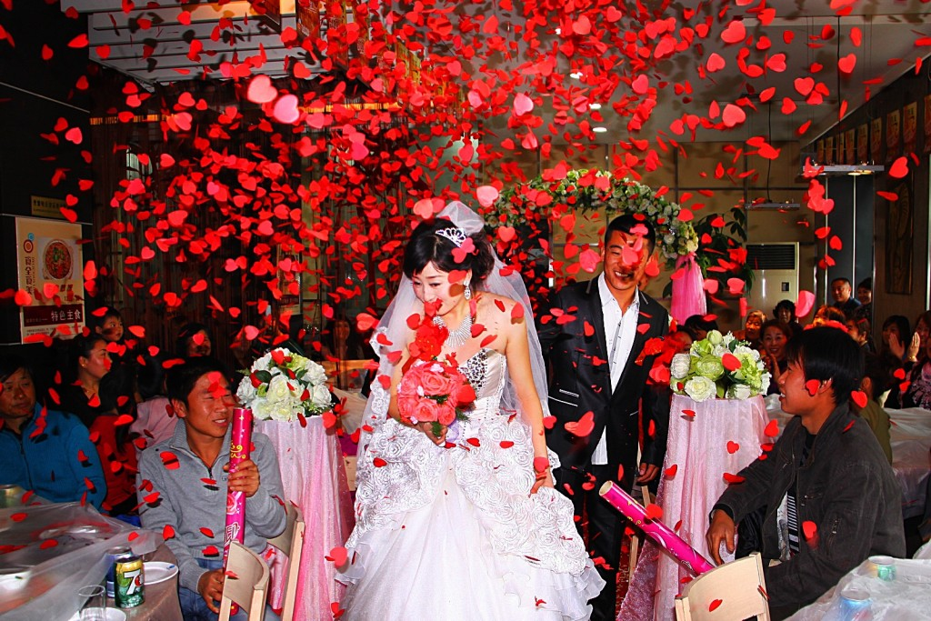 dating and marriage customs in china