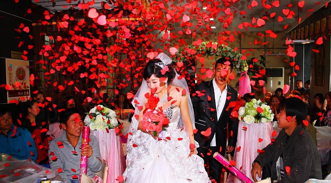 Marriage and dating customs in china
