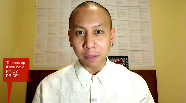 Mikey Bustos -- Pilipino Accent Video (FUNNY)